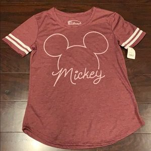 NWT Disney Mickey Icon T-Shirt